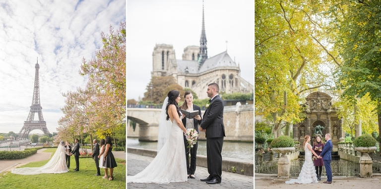 places to elope in paris