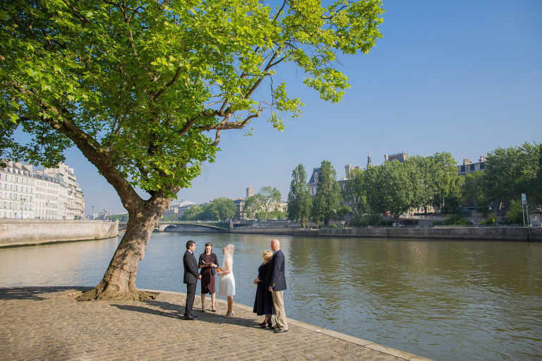 ceremony locations sein riverside