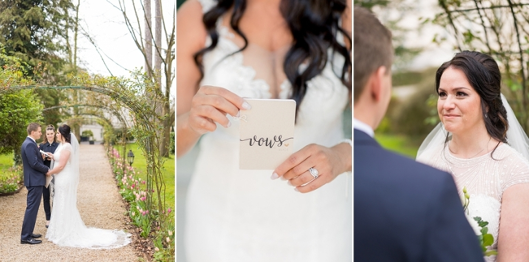 How To Write Wedding Vows 10 Romantic Inspiring Examples